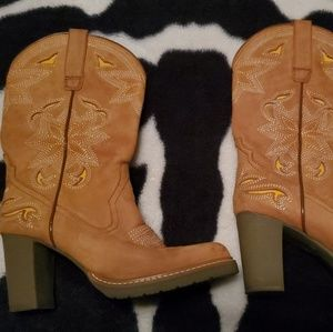 Roper Western Boots
